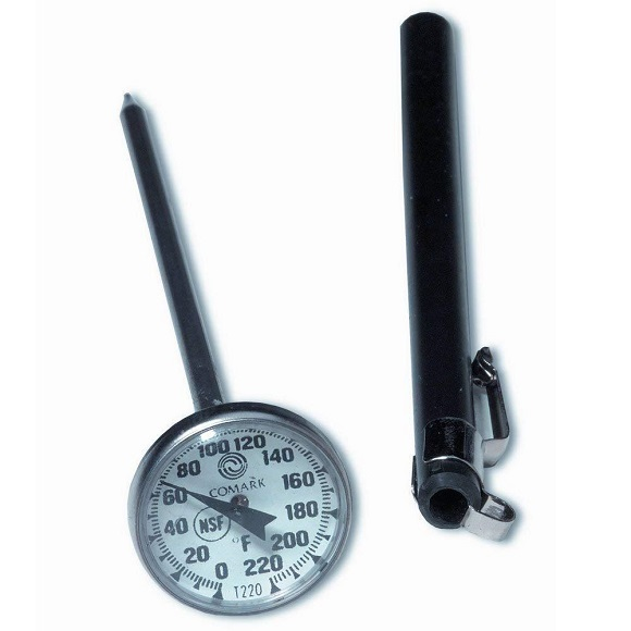 1″ Dial Thermometer