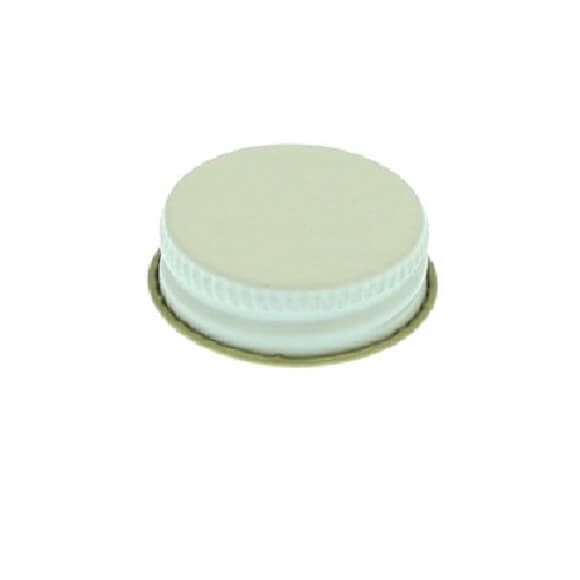 28mm Screw Caps: 25 – Pack