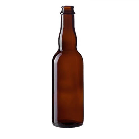375 ml. Belgian Bottle- Cap