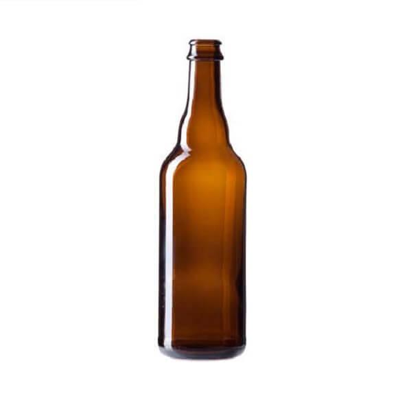 500 ml. Belgian Bottle- Cap