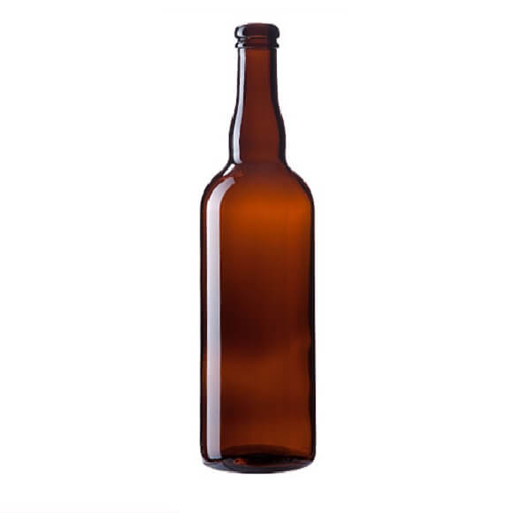 750 ml. Belgian Bottle- Cork