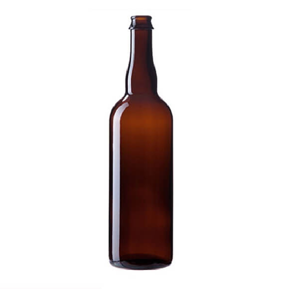 750 ml. Belgian Bottle- Cap