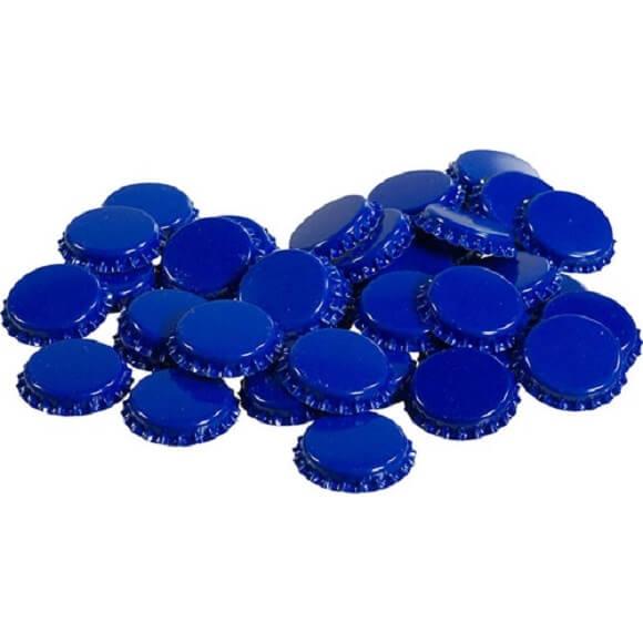 Bottle Caps: Blue – 144 Pack