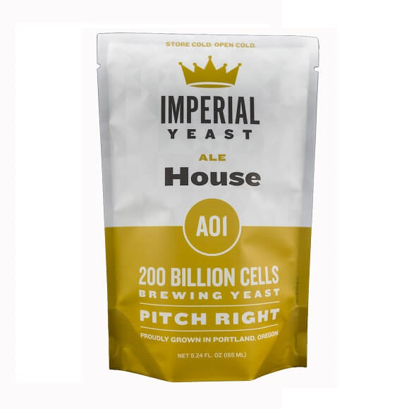 Imperial Yeast: House (A01)