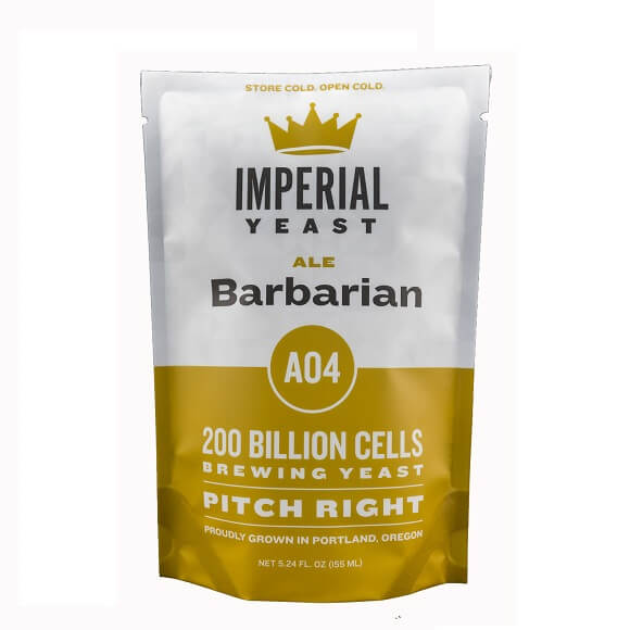 Imperial Yeast: Barbarian (A04)