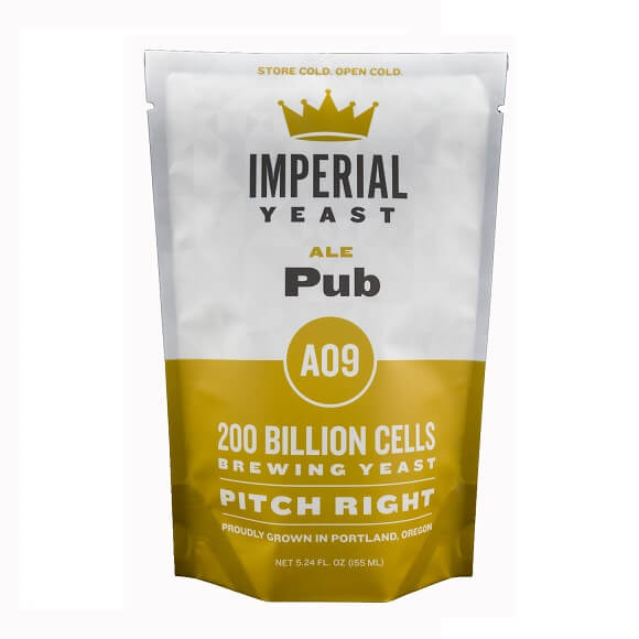 Imperial Yeast: Pub (A09)
