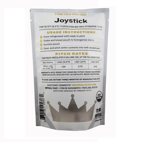Imperial Yeast: Joystick (A18)