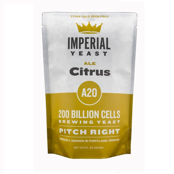 Imperial Yeast: Citrus (A20)