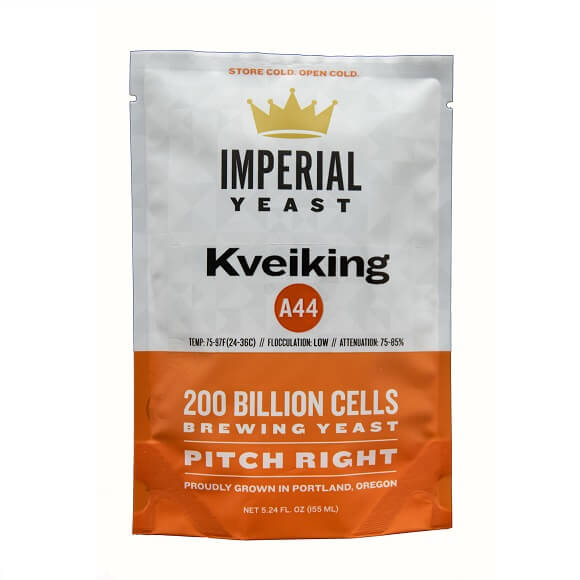 Imperial Yeast: Kveiking (A44)
