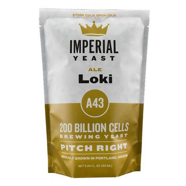 Imperial Yeast: Loki (A43)