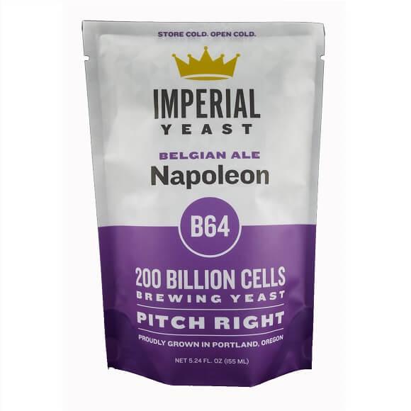Imperial Yeast: Napoleon (B64)