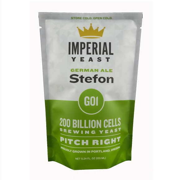 Imperial Yeast: Stefon (G01)