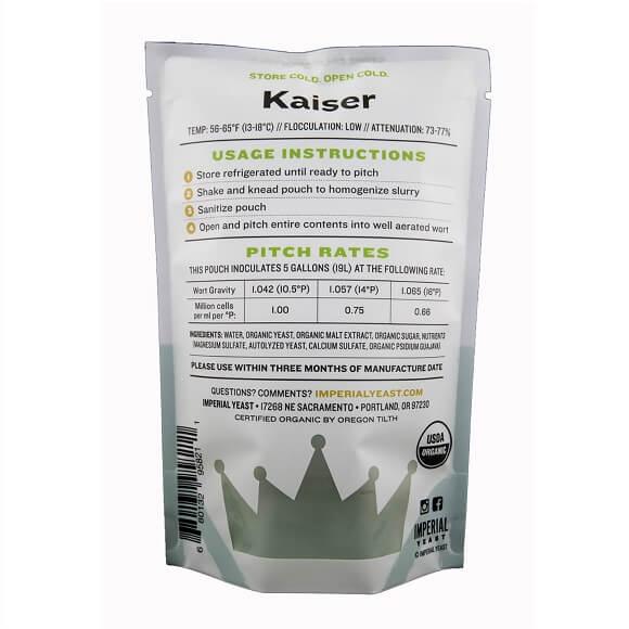 Imperial Yeast: Kaiser (G02)