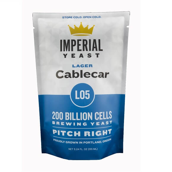 Imperial Yeast: Cablecar (L05)