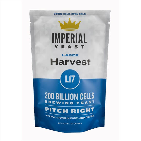 Imperial Yeast: Harvest (L17)