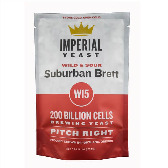Imperial Yeast: Suburban Brett (W15)
