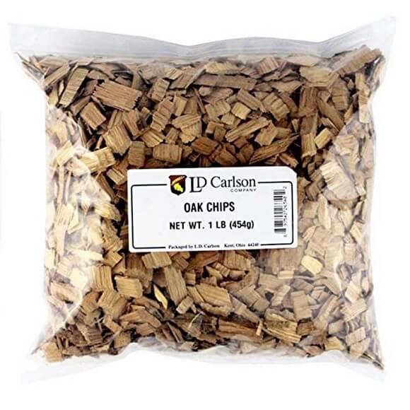 Oak Chips 1 lb.