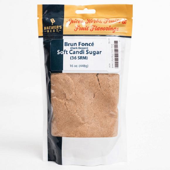 Soft Candi Sugar – Dark Brown