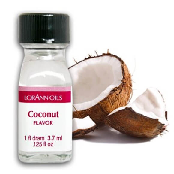 Coconut Flavoring 1-dram