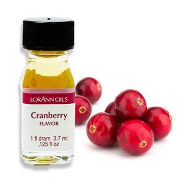 Cranberry Flavoring 1-dram