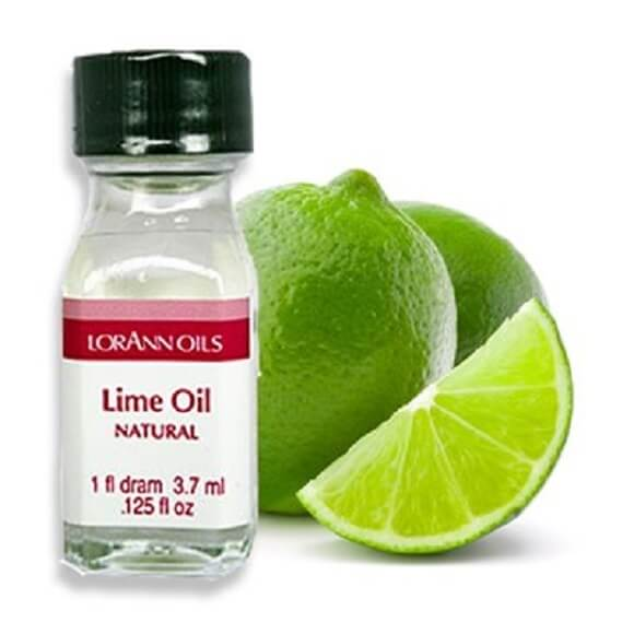 Lime Oil Flavoring 1-dram