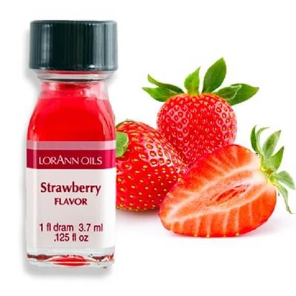 Strawberry Flavoring 1-dram