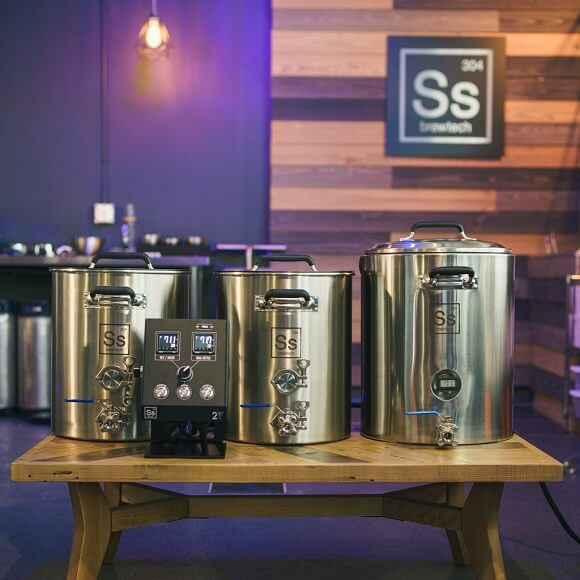 Ss Brewtech: eBrewing 3V System