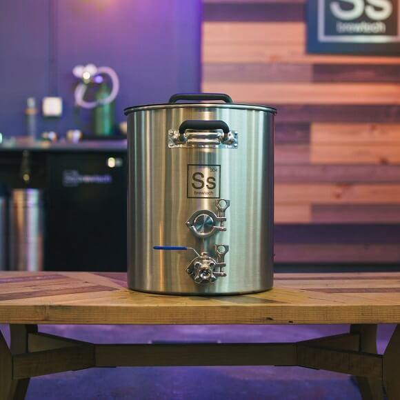 Ss Brewtech: TC Brew Kettle