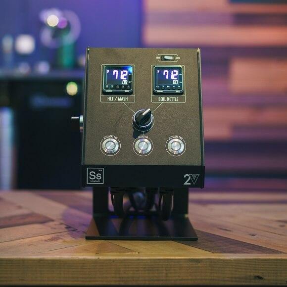 Ss Brewtech: eController 2V