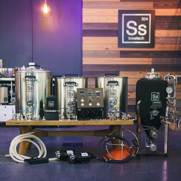Ss Brewtech: 10g eBrewing Kit
