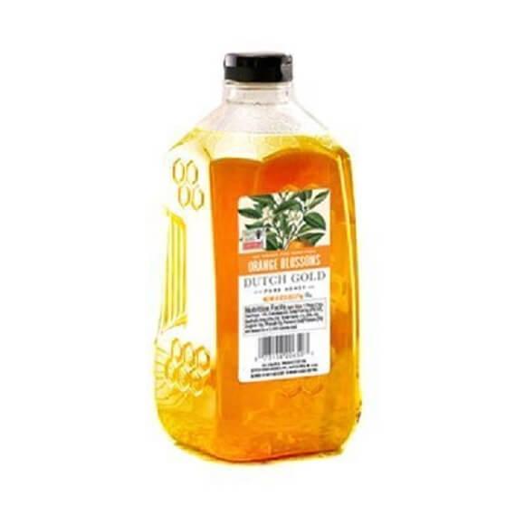 Dutch Gold: Orange Blossom Honey 5 lbs