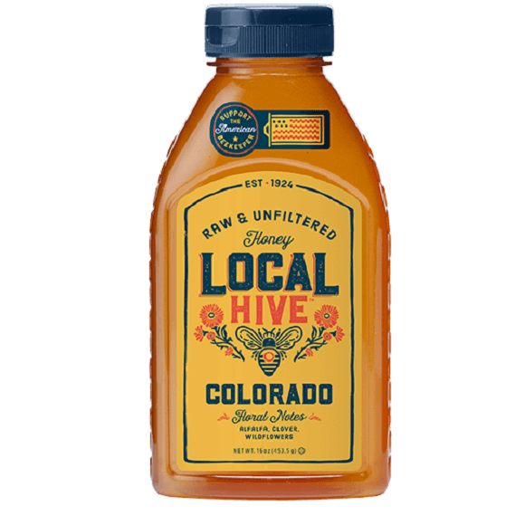 Rice's: Colorado Local Honey