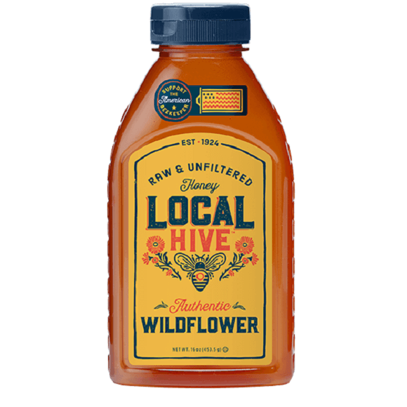 Rice's: Wildflower Honey 1 lb