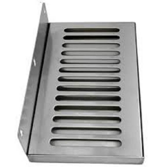 "Drip Tray 10"" x 6"" Wall Mount"