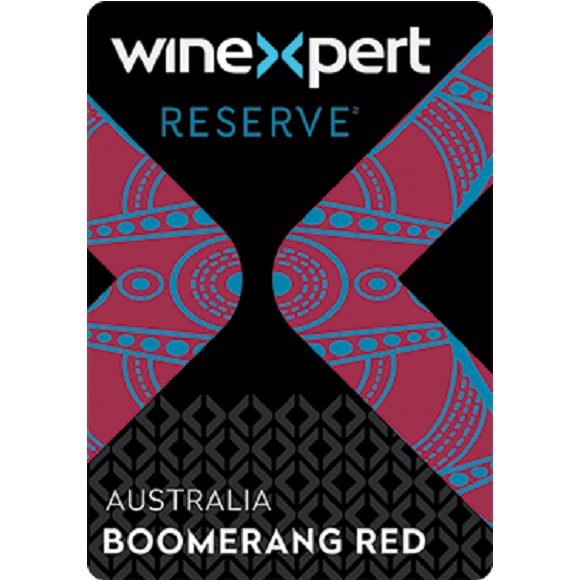 (Limited Release) Reserve: Australian Boomerang Red