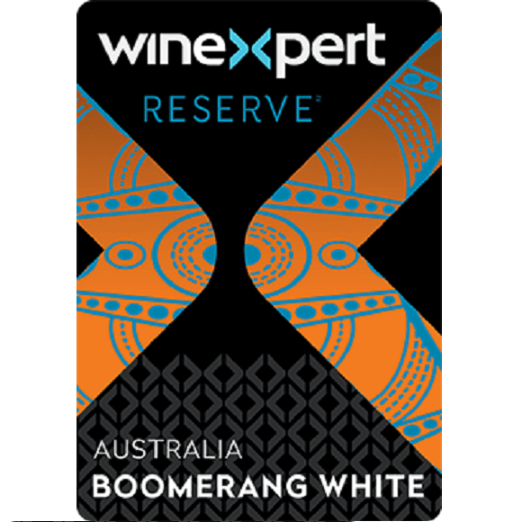 (Limited Release) Reserve: Australian Boomerang White