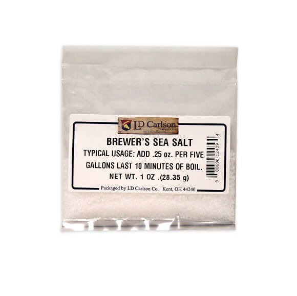 Brewer's Sea Salt 1 oz.