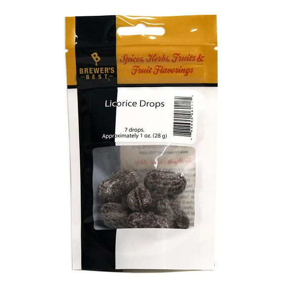 Licorice Drops 1 oz.