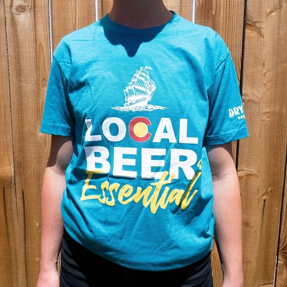 Local Beer is Essential Shirt