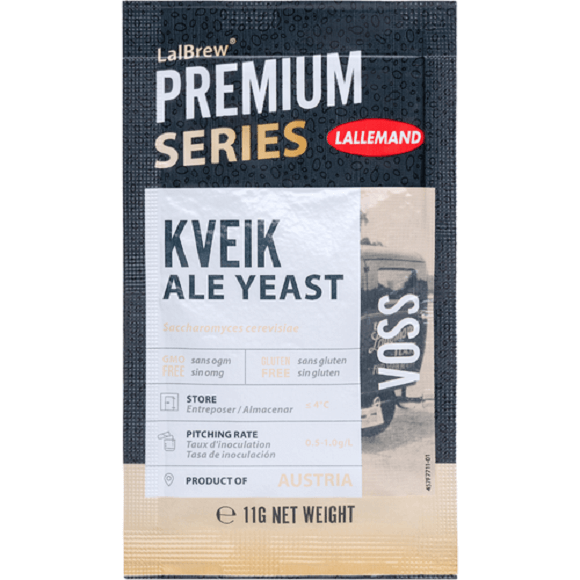 Lallemand: Kveik Ale Yeast
