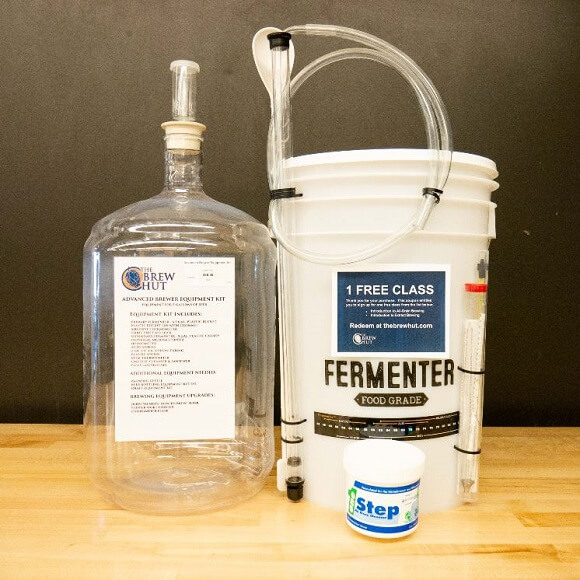 Advanced Brewer Equipment Kit