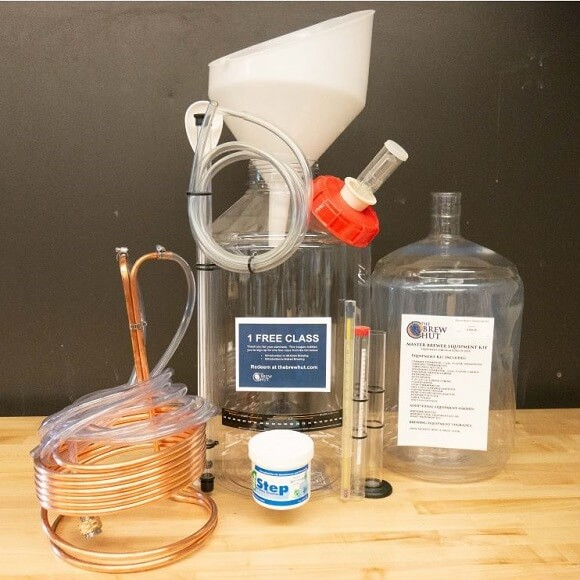 Master Brewer Equipment Kit