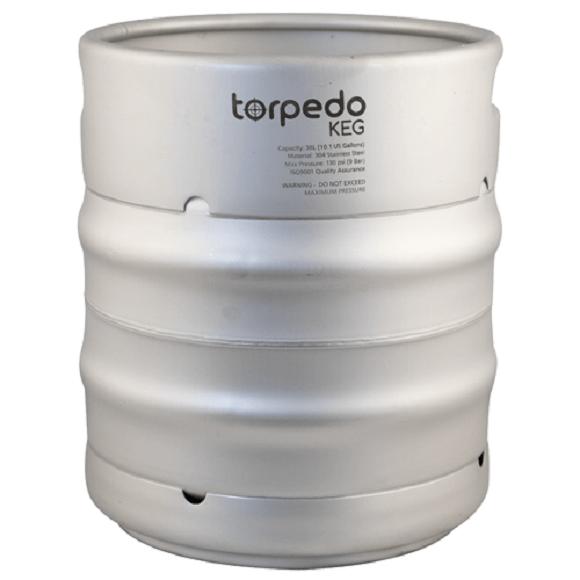 Torpedo Keg: 10 Gallon