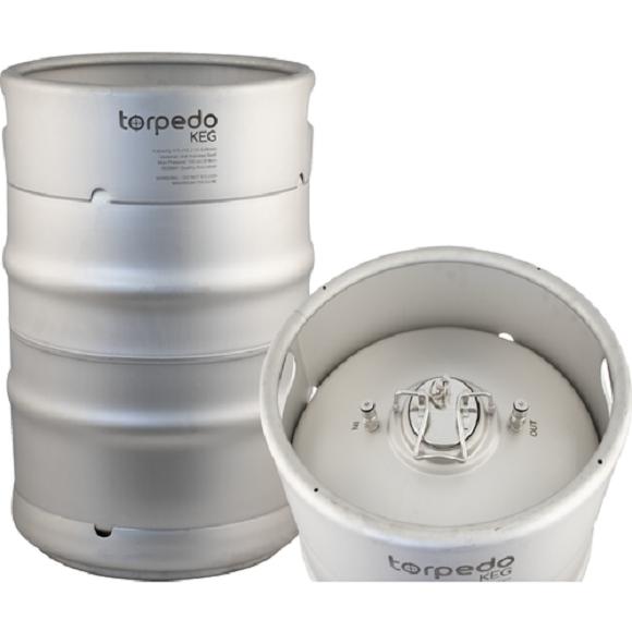 Torpedo Keg: 15 Gallon