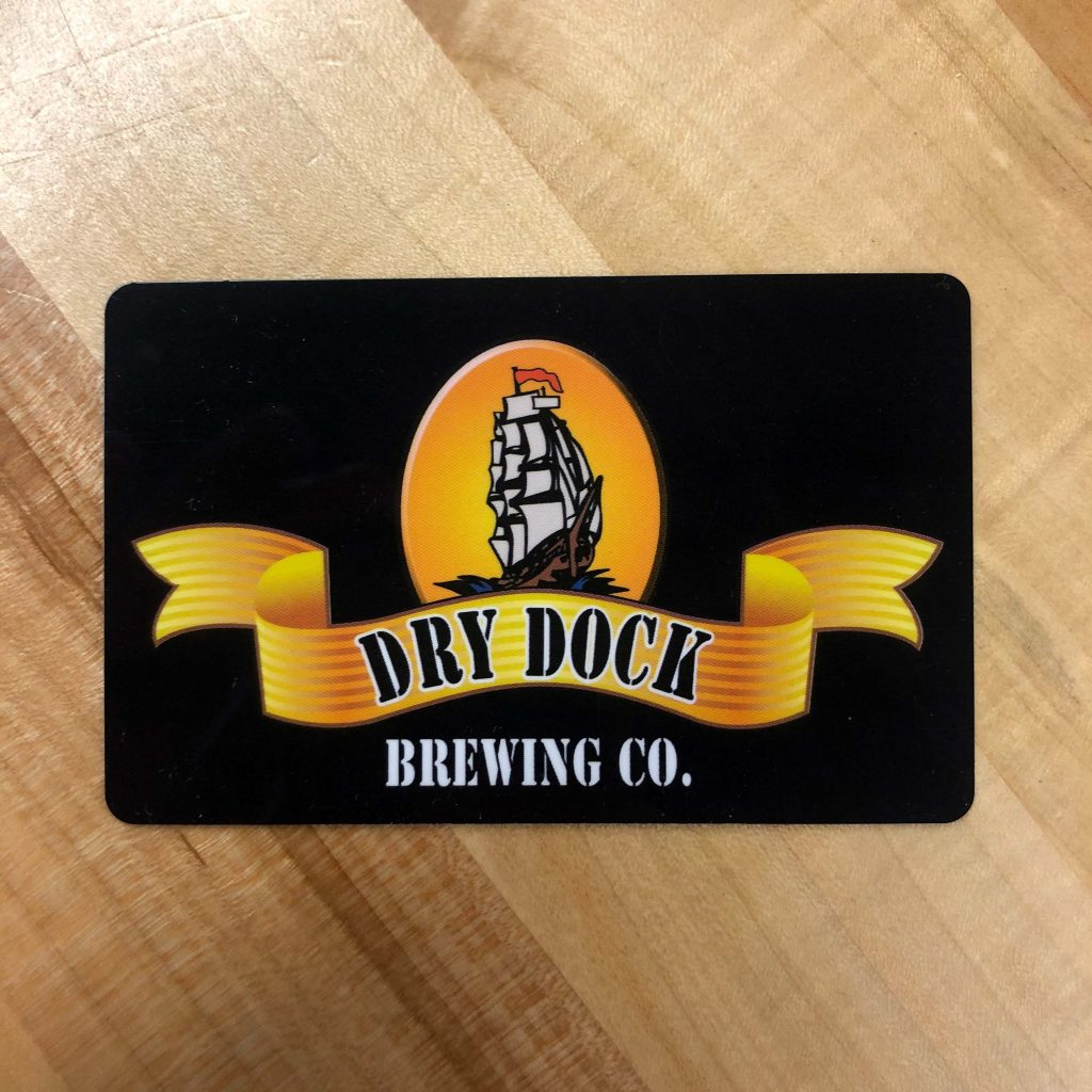 Dry Dock Gift Card (for In-Store use only)