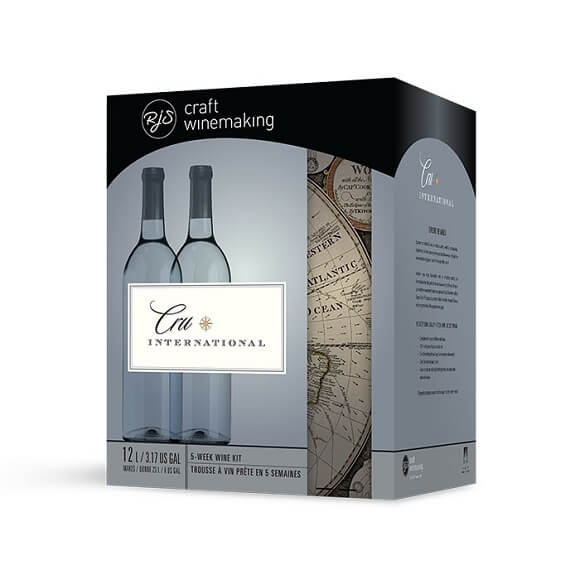 RJS Craft Winemaking: Cru International California Syrah (Special Order)