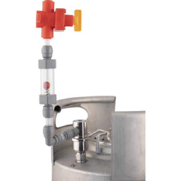 Duotight Flow Stopper Automatic Keg Filler
