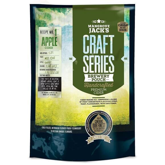 Mangrove Jack's Cider: Apple Cider Kit
